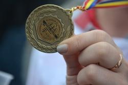 Medalie Crosul Padurii